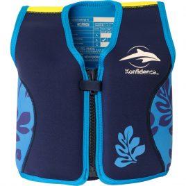 Konfidence JACKETS úszómellény (navyblue-kék)