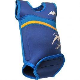 Konfidence BABYWARMA baba úszóruha (blue-kék)