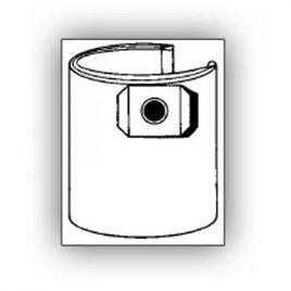 Thomas papírporzsák 3 db / csomag (16-20 liter)