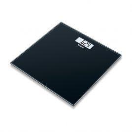 Beurer GS 10 BLACK (fekete) üvegmérleg