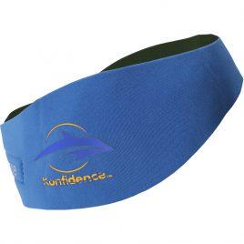 Konfidence AQUABANDS KIDS fülpánt úszáshoz (kék)