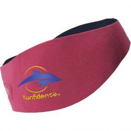 Konfidence AQUABANDS KIDS fülvédő úszáshoz (pink)