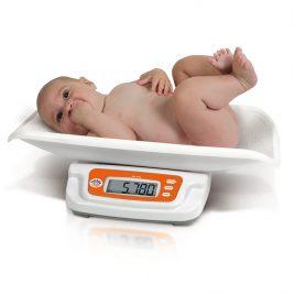 Mebby 2 AZ 1- BEN csecsemő és kisgyermek mérleg