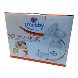 Mebby NATURAL PLUS KIT -kiegészítő készlet elektromos mellszívóhoz